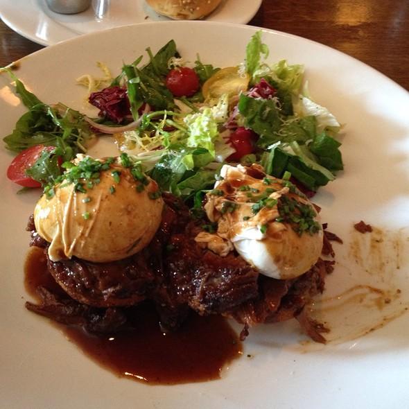 Short Rib Benedict @ Branch Water Tavern