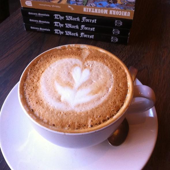 Caffe Latte @ Espresso A Mano