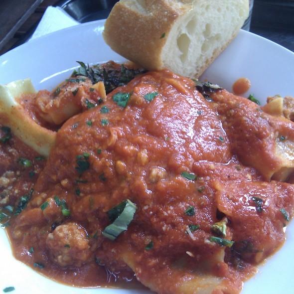 Meat Cannelloni @ Fusaro's Kitchen