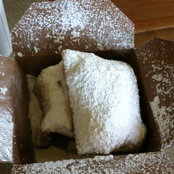 Beignets @ Powderface