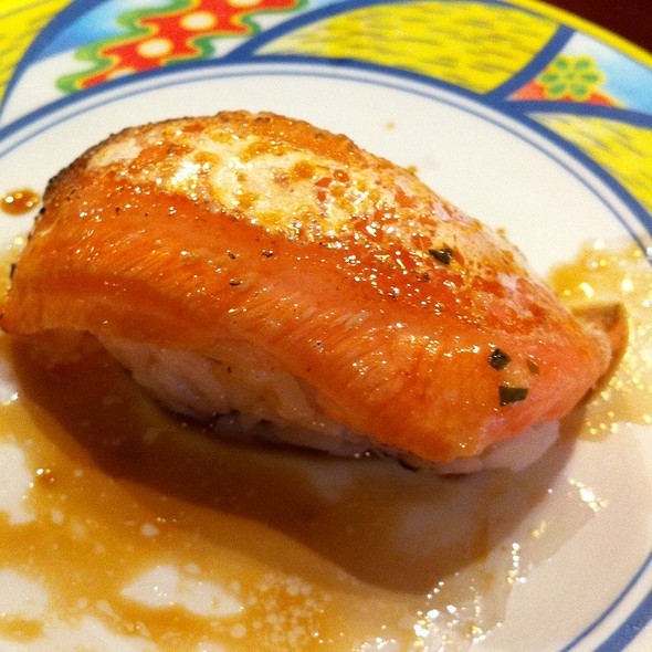 Seared Salmon @ Sushi Maru