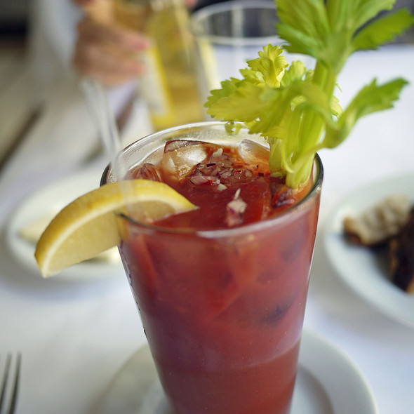 Balsalmic Bloody Mary