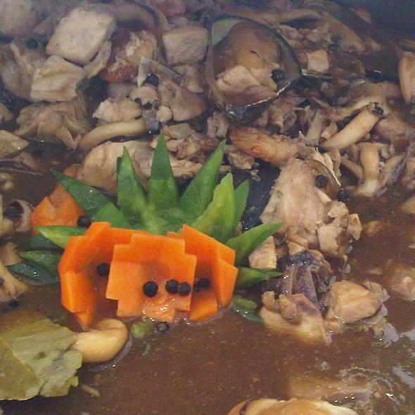 Seafood Adobo