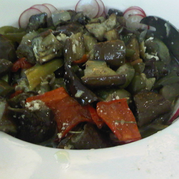 Roasted Vegetables Salad