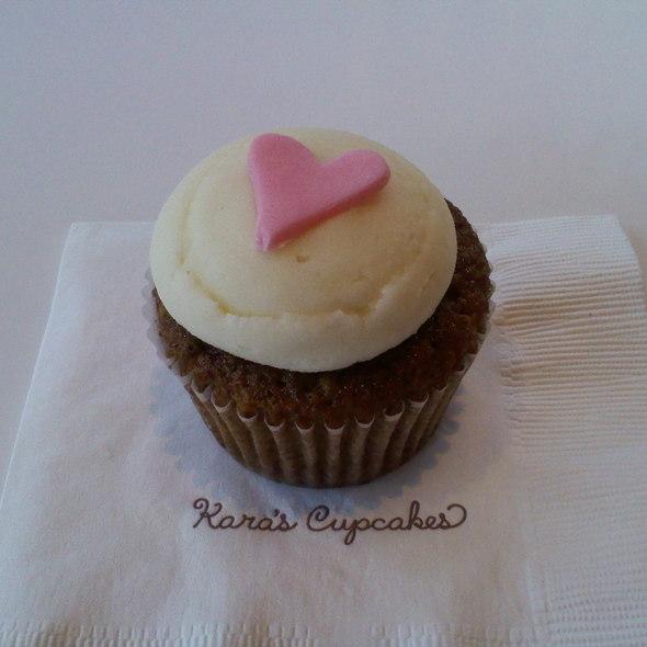 Carrot Cupcakes @ Kara's Cupcakes