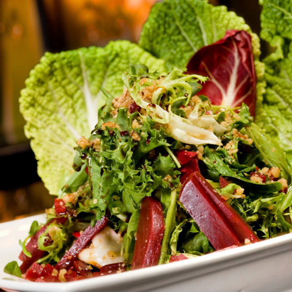 Salad - Bandar Restaurant, San Diego, CA