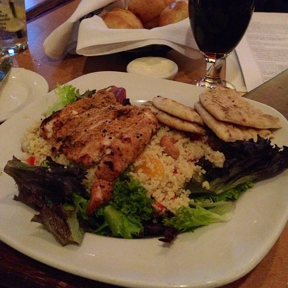 Moroccan Chicken And Couscous - The Drafting Room Taproom & Grille, Exton, PA