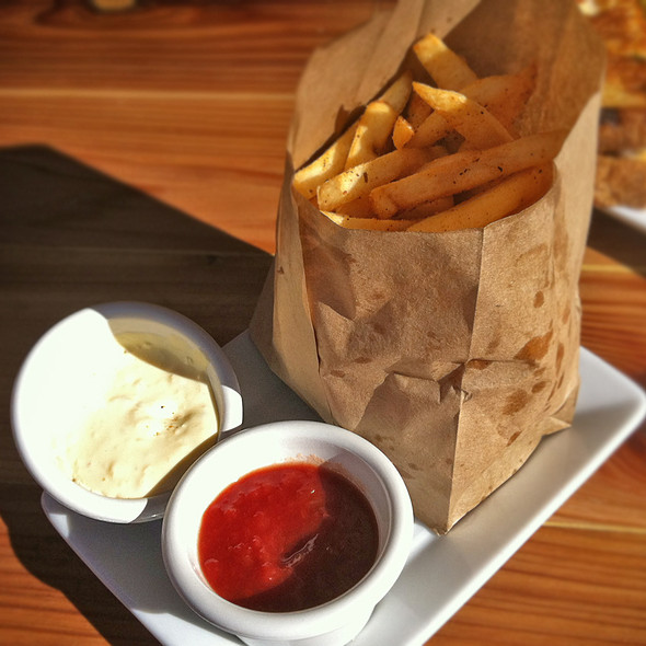 French Fries @ Carnitas' Snack Shack