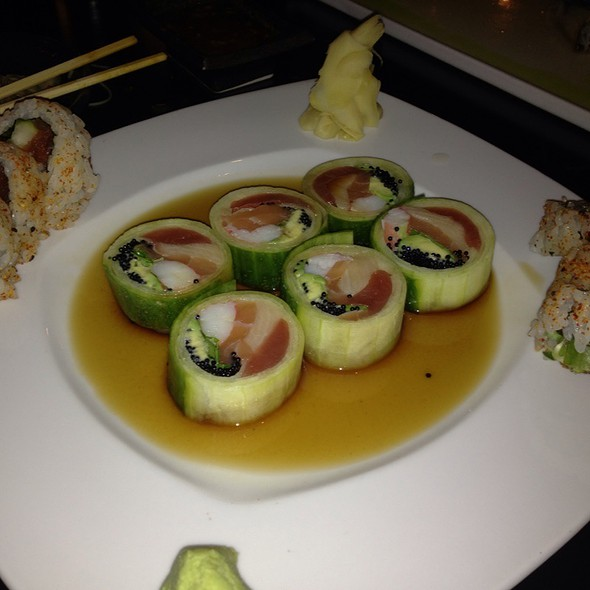 Summer In Vail & Spicy Tuna Roll - Yama, Vail, CO