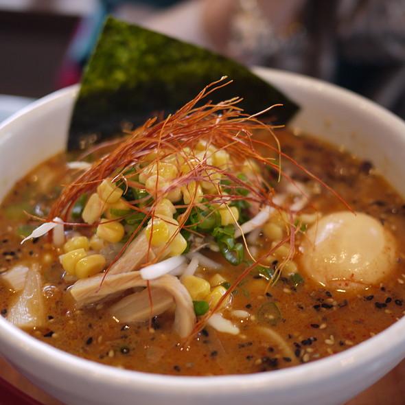 Niku Moyashi Spicy Miso Ramen
