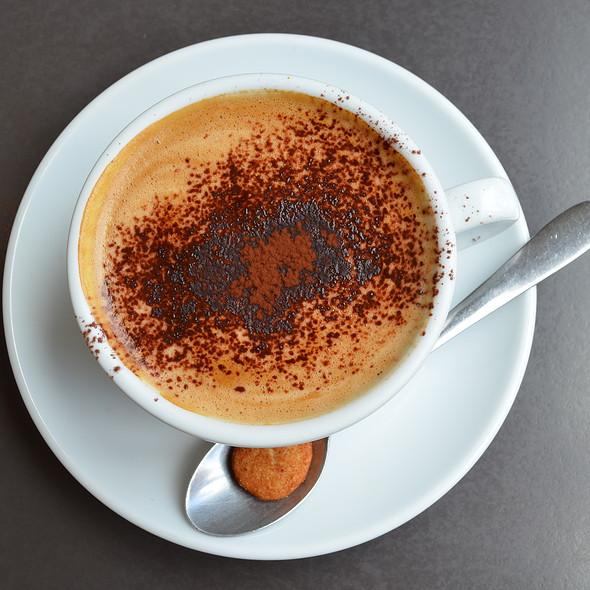Mocha @ Cafe Ish
