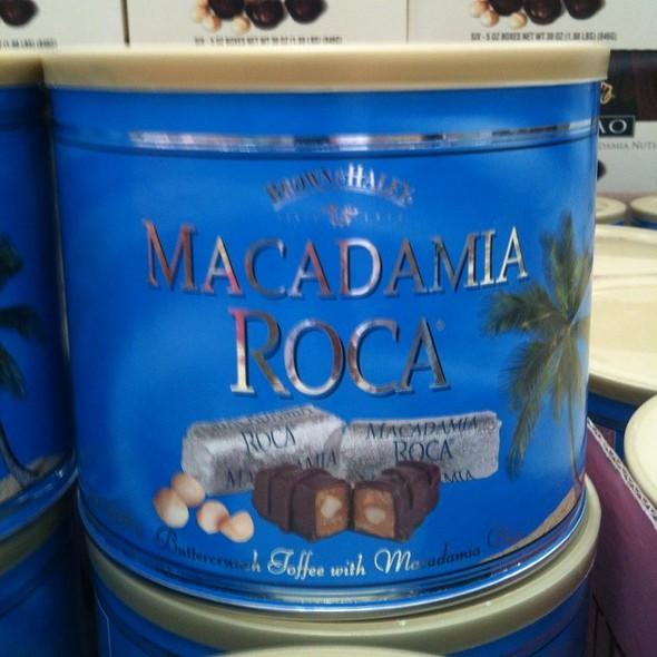 Macadamia Roca @ Costco Kapolei