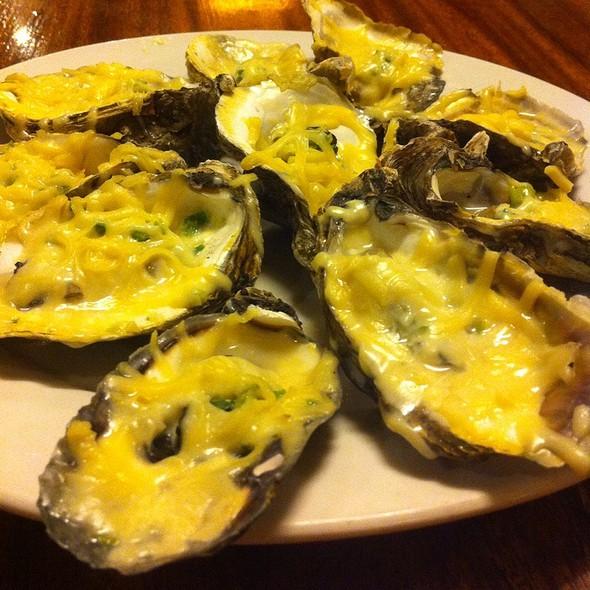 Talaba (Oysters) @ Hayahay Restaurant