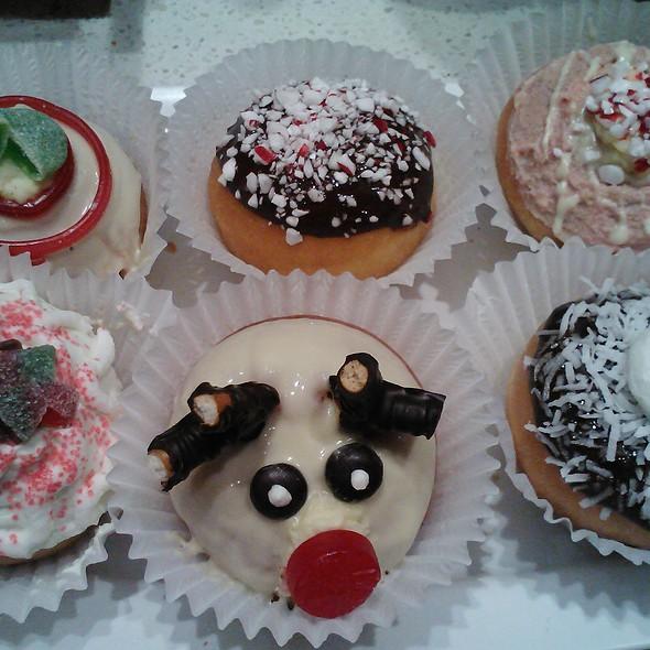 Christmas bomboloni @ Bomboloni