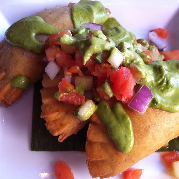 empanadas - Paladar Latin Kitchen & Rum Bar, Cleveland, OH
