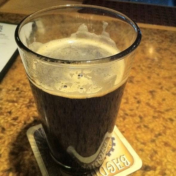 Obsidian Beer @ Bethlehem Brew Works