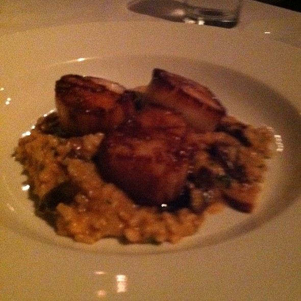 Scallops - Trattoria one41, Johns Creek, GA