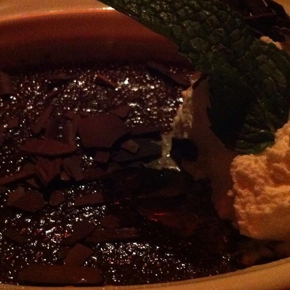 Chocolate Creme Brulee @ Bonefish Grill - Venice