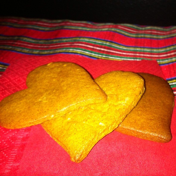 Cookies @ Embassy of Sweden