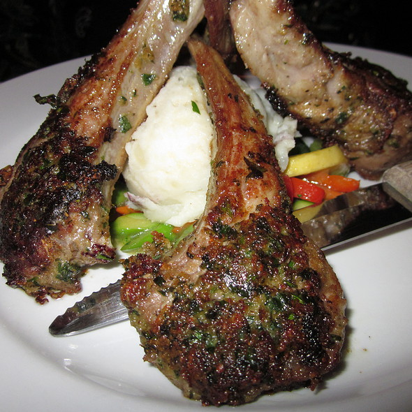 Lamb Chops with Herbs - Melodia Grill, Souderton, PA