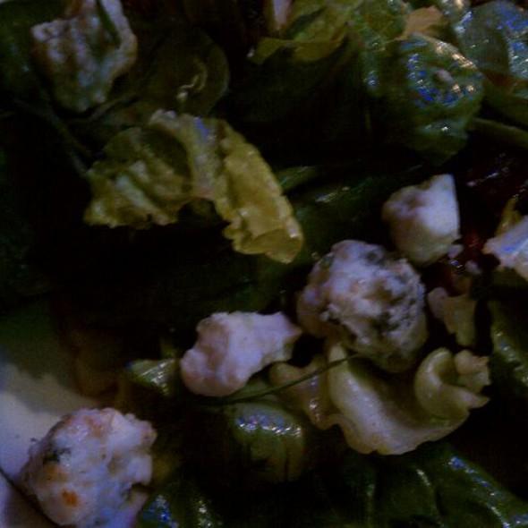 Mixed Green Salad @ Khyber Pass Pub