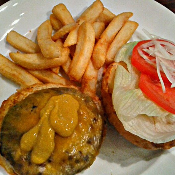 Cheese Burger @ Transfer