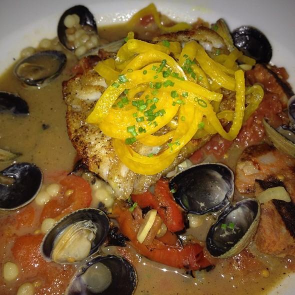 Roasted Atlantic Cod @ 84 7th Ave, New York, NY 10011