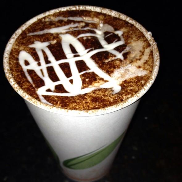 Hot Chocolate @ Macys European Coffee House And Bakery