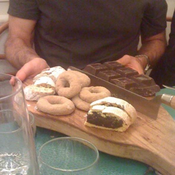 Desert Platter @ Italy