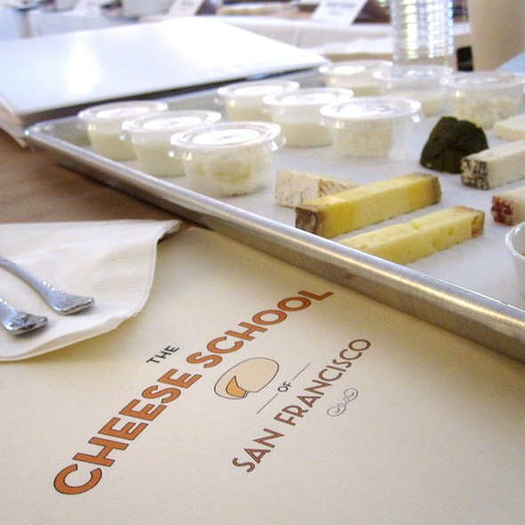Cheese @ Cheese School of San Francisco