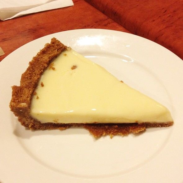 Key Lime Pie @ Mamou Too