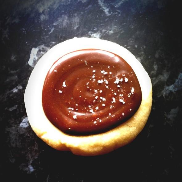 Caramel-Nutella Shortbread Cookie @ My Valencian Kitchen