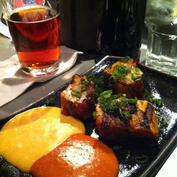 Seared Ahi @ Mikuni Japanese Restaurant and Sushi Bar