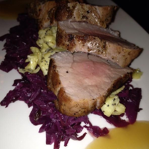 Pork Tenderloin @ Victoria Gastro Pub