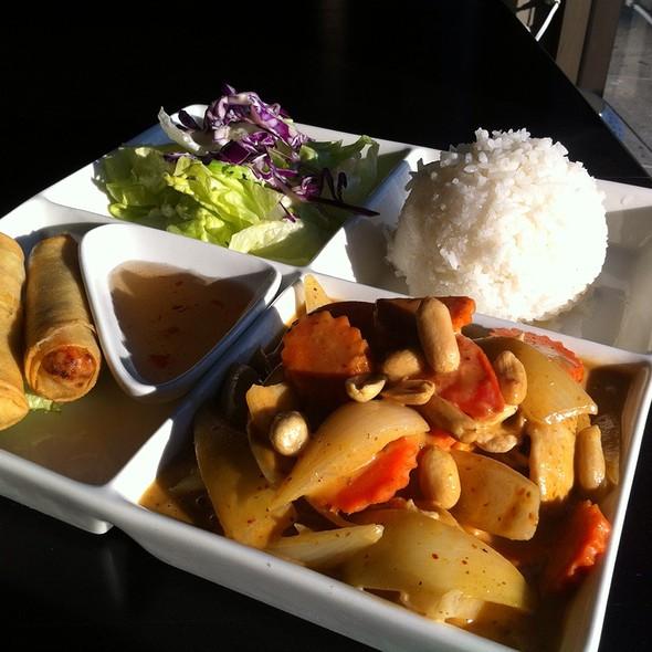 Massama Curry With Chicken - Krua Thai - San Francisco, San Francisco, CA