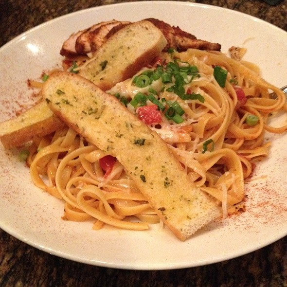 Cajun Pasta @ BJ'S Restaurant & Brewery