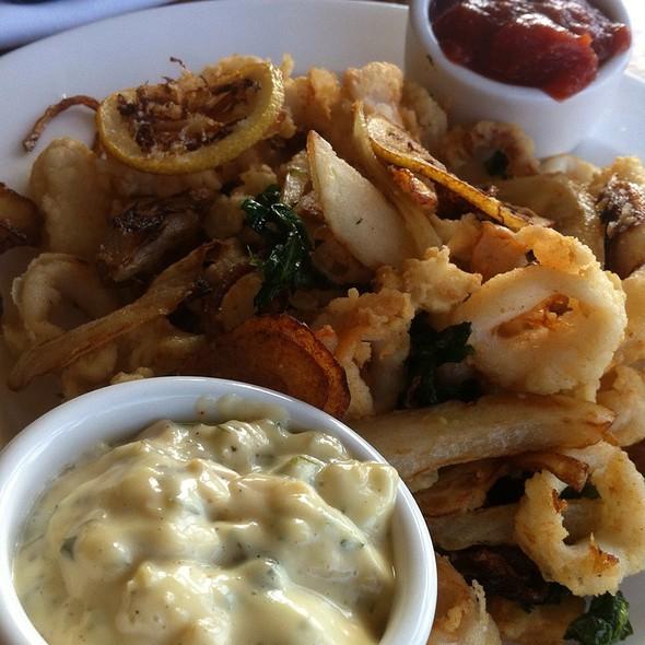 Fried Calamari - Beach Chalet Brewery & Restaurant, San Francisco