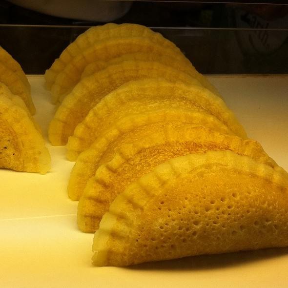Peanut Pancakes @ Qq Vegetarian Pancakes
