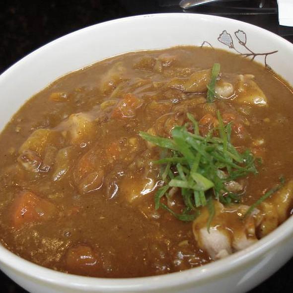 Curry Ramen @ Tokio Kitchen Central Park