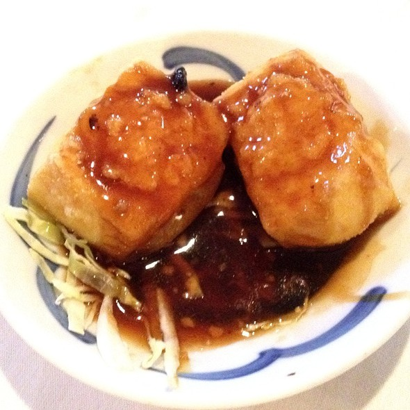 Tofu With Shrimp And Brown Sauce  @ Best Fortune Chinese Seafood