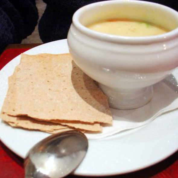 Fisk Soup @ Bryggeloftet & Stuene restaurant