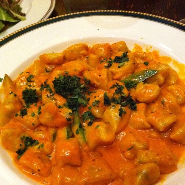 Gnocci @ Argia's Restaurant