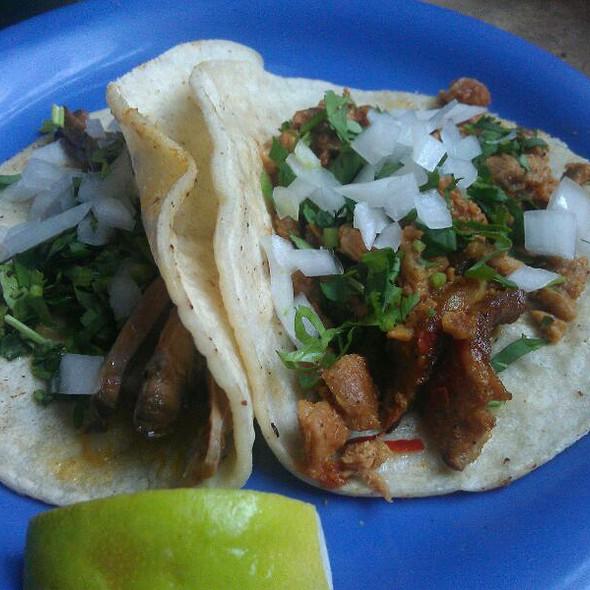 Tacos @ La Paloma Taco-Taco