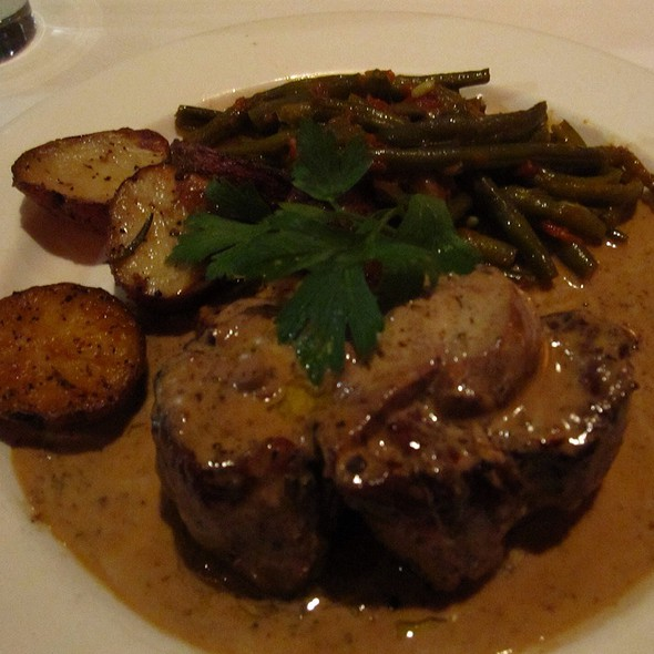 Steak And Foie Gras - Toscano Restaurant, Boston, MA