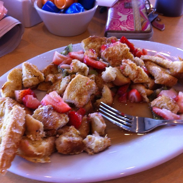 Floridian French Toast @ First Watch Restaurants