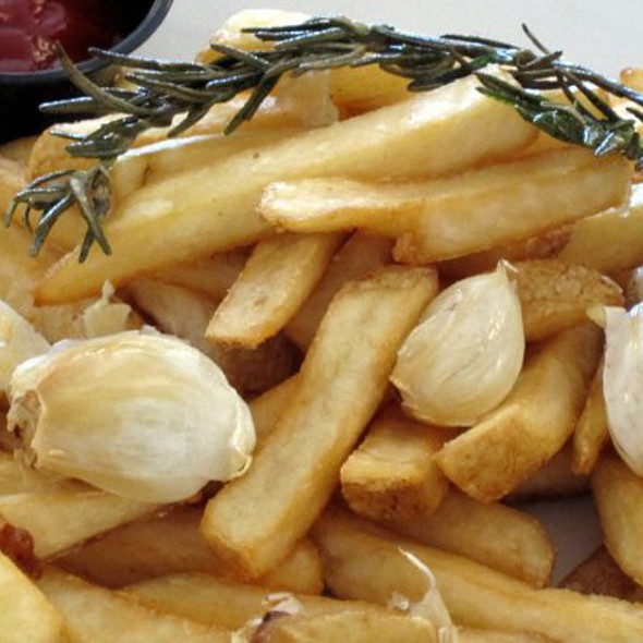 Garlic Fries @ Love Lane Kitchen