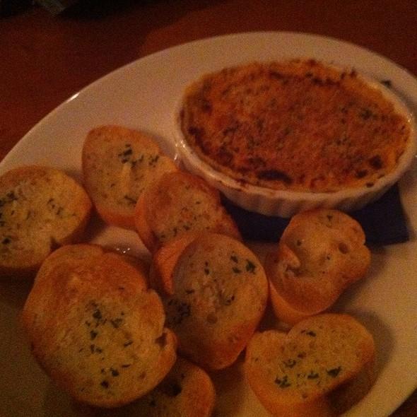 Crab Dip @ Drew's American Grill
