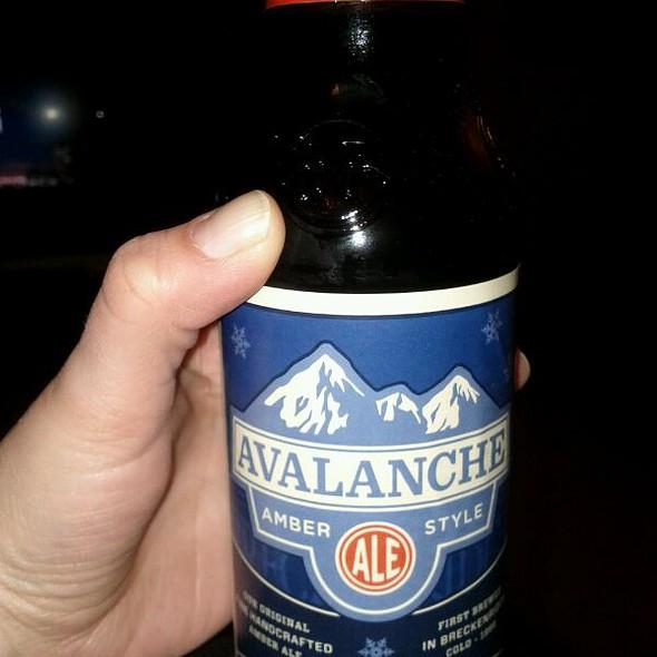 Breckenridge Avalanche Amber Style  @ Home