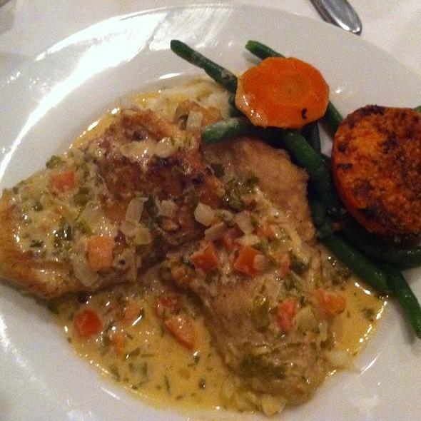 Southwestern Chicken - La Riviera Restaurant, Bryan, TX
