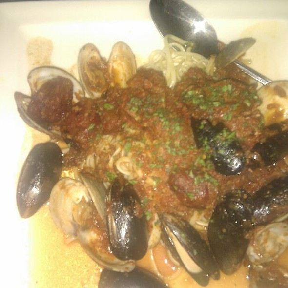 Clam & Mussel Arraboata - Andrew's Capital Grille & Bar, Tallahassee, FL